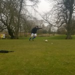 Gareth Morecambe FootGolf Kilkenny
